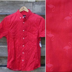 💥SALE! Carbon Flamingo Shirt